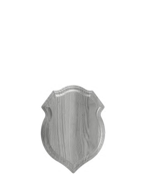 Wooden base shield taxidermy trophy Mounting Plaque OAK  WALNUT 2BP